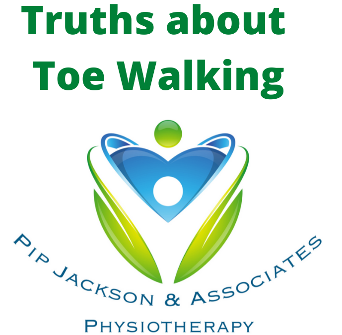 Truths About Toe-Walking